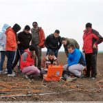 Laboratorul de Geomorfologie, Investigaţii geofizice şi Geoarheologie - Fig. 4